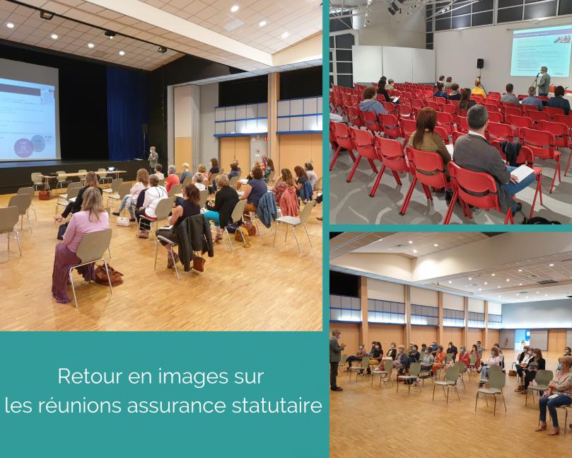 Réunion assurance statutaire CDG44