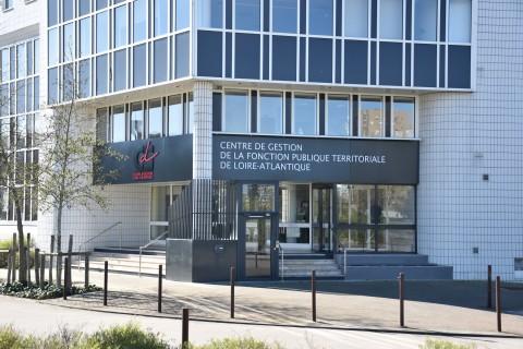 façade du CDG 44