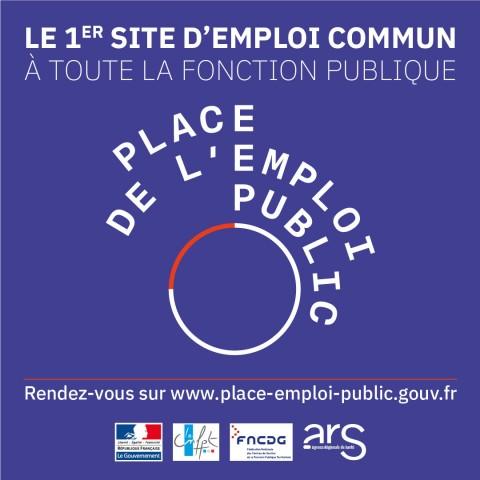 place de l'emploi public