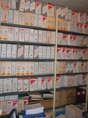 archives contemporaines du CDG44