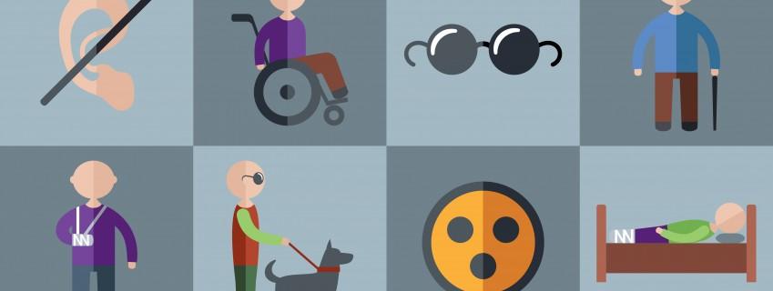 visuel handicap