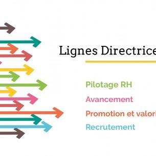 Illustration des lignes directrices de gestion (LDG) CDG44