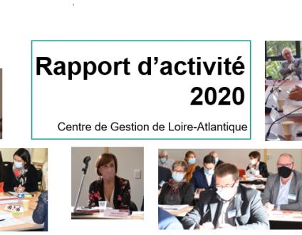 Rapport d'activité 2020 CDG44
