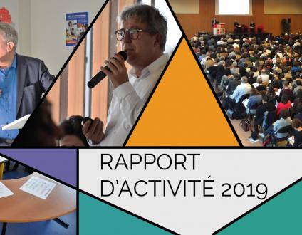 Rapport d'activité 2019 du CDG44