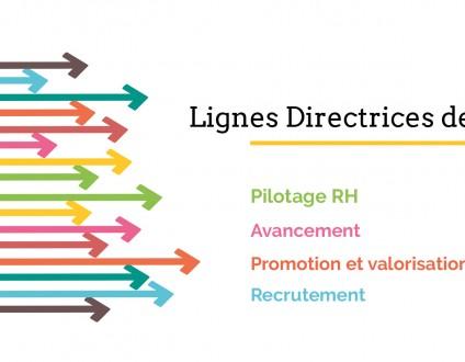 Lignes directrices de gestion (LDG)