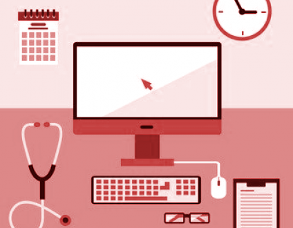 illustration médecine de prévention