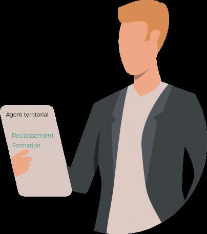 Période préparatoire au reclassement pour agent (PPR)