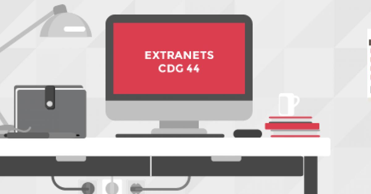 un acc u00e8s simplif u00e9 aux extranets du cdg44